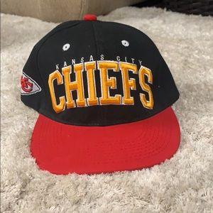 KANASA CITY CHIEFS SNAPBACK HAT